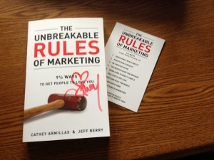 The Unbreakable Rules of Marketing