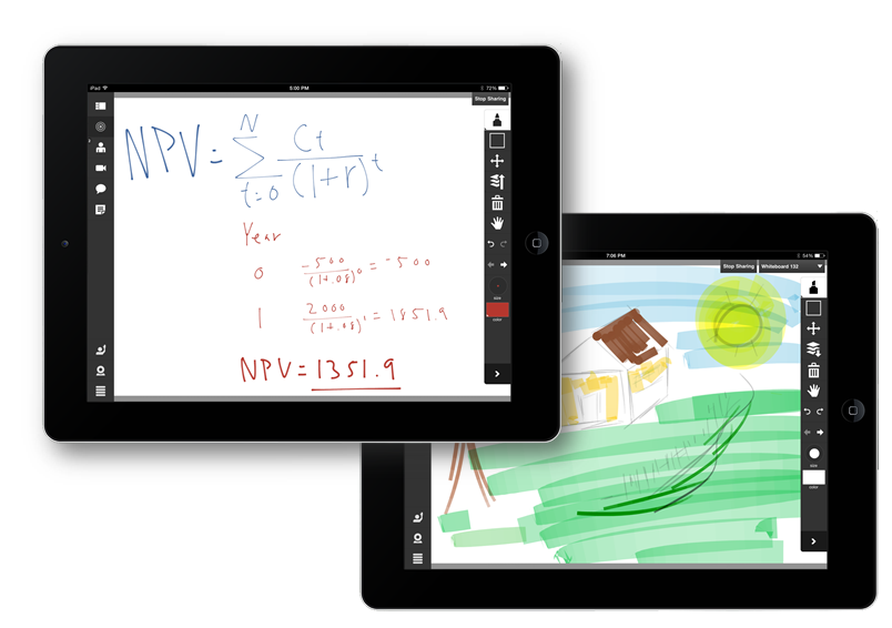mobile-whiteboard