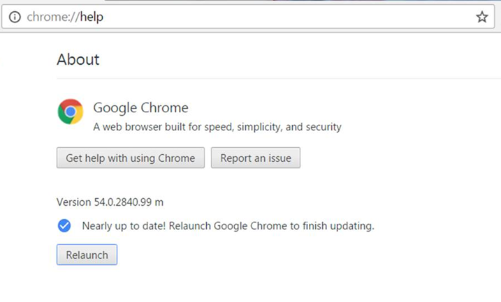 adobe connect chrome